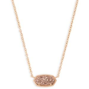 Kendra Scott Rose Gold Necklace